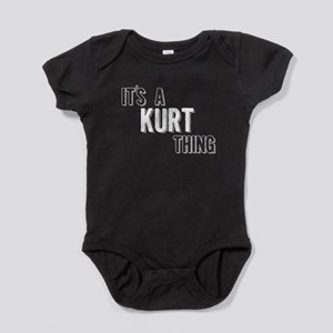 Its A Kurt Thing Baby Bodysuit