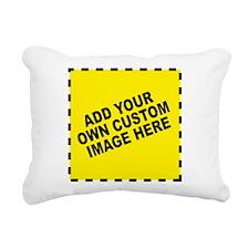 Add Your Own Custom Image Rectangular Canvas Pillo