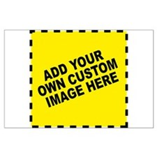 Add Your Own Custom Image Posters