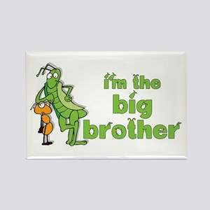 Bugs Big Brother Rectangle Magnet