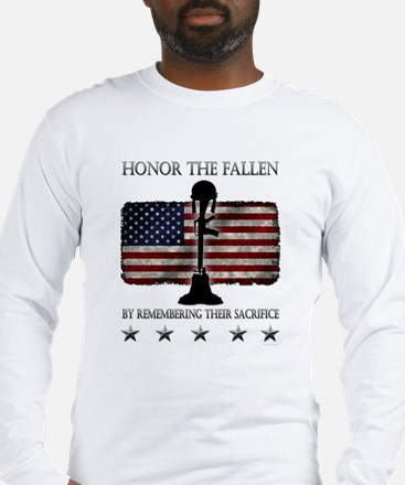 Honor The Fallen Long Sleeve T-Shirt