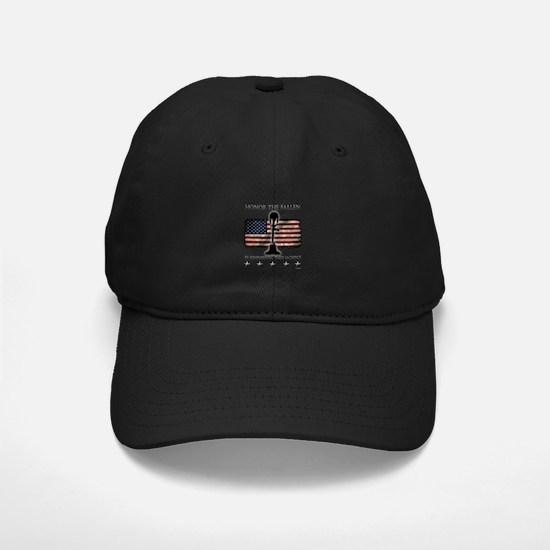Honor The Fallen Baseball Hat