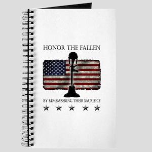 Honor The Fallen Journal