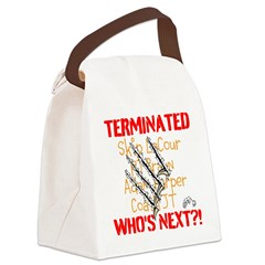 COATH TERMINATED Canvas Lunch Bag