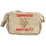 COATH TERMINATED Messenger Bag