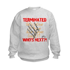 COATH TERMINATED Sweatshirt