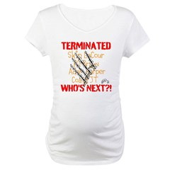 COATH TERMINATED Shirt