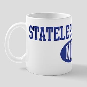 Stateless Person mom Mug