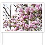 magnolia madness Yard Sign