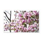 magnolia madness Rectangle Car Magnet
