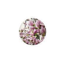 magnolia madness Mini Button