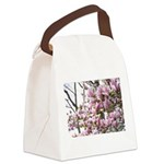 magnolia madness Canvas Lunch Bag