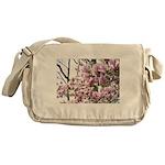 magnolia madness Messenger Bag
