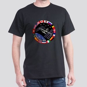 ISS Program Composite Dark T-Shirt