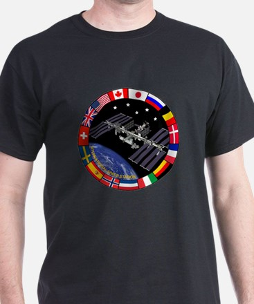 ISS Program Composite T-Shirt