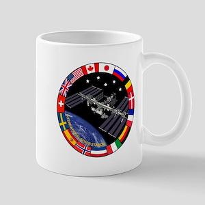 ISS Program Composite Mug