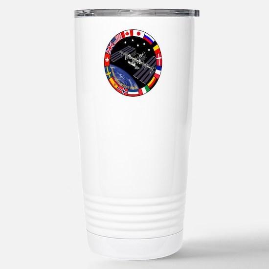 ISS Program Composite Stainless Steel Travel Mug