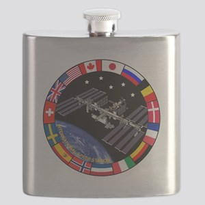 ISS Program Composite Flask