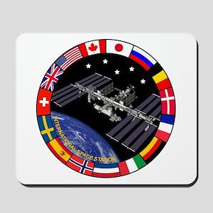 ISS Program Composite Mousepad