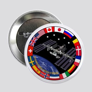"ISS Program Composite 2.25"" Button"