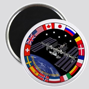 ISS Program Composite Magnet