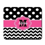 Girly Classic Mousepad