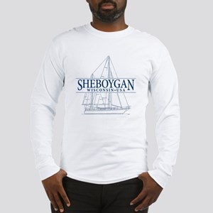 Sheboygan - Long Sleeve T-Shirt