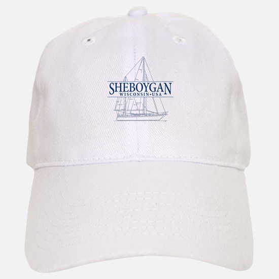 Sheboygan - Baseball Baseball Cap
