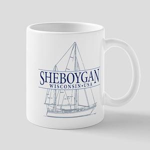 Sheboygan - Mug
