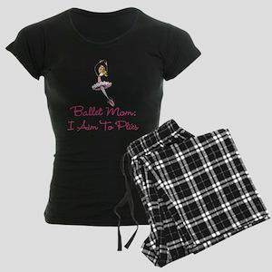Ballet Mom Pajamas