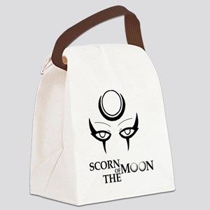 Diana, The Scorn of The Moon Canvas Lunch Bag