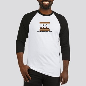 You Want S'more Of This? Baseball Jersey