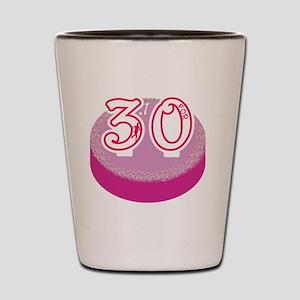 3.1 for 30 5k Shot Glass