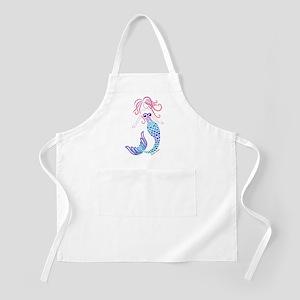 Tribal Mermaid Apron