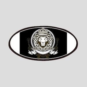 CLOJudah King Lion Patches