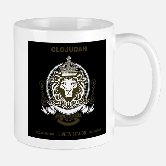CLOJudah King Lion Mugs