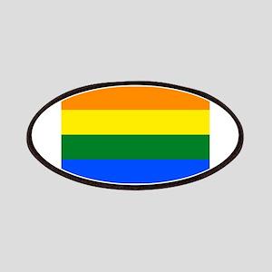 Rainbow flag Patches