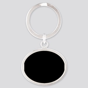 Black solid color Keychains