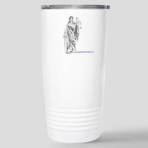 Lady Justce Travel Mug
