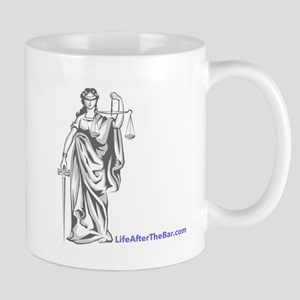 Lady Justce Mugs