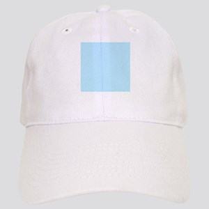 Baby Blue Solid Color Cap