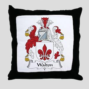 Walton I Throw Pillow