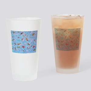Fish in the sea© Drinking Glass