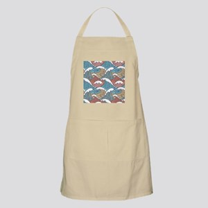 Colorful Waves Apron