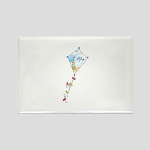 Ocean Breeze Kite Magnets