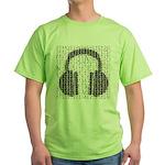 Headphone Mosaic T-Shirt