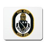 USS KIDD Mousepad