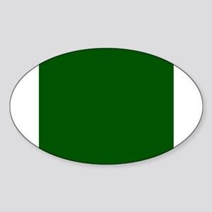Dark green solid color Sticker