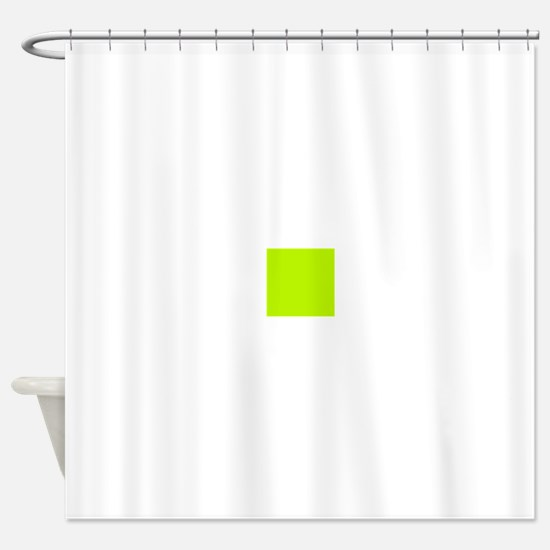 lime green solid color shower curtain - Bathroom Accessories Lime Green