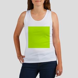 f6cbbbb93104f3 Neon Green Women s Tank Tops - CafePress